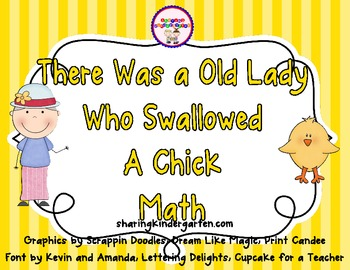 There Was an Old Lady Who Swallowed a Chick Math