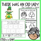There was an Old Lady Who Swallowed a Clover {Emergent Reader}