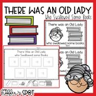 There was an Old Lady Who Swallowed some Books. Emergent Reader