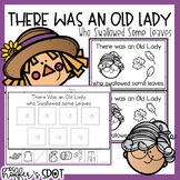There was an Old Lady Who Swallowed some Leaves. Emergent Reader