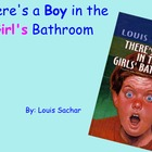 There's A Boy in the Girls' Bathroom - Smartboard Lesson