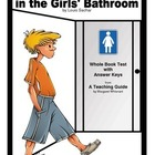 There's a Boy in the Girls Bathroom     Whole Book Test
