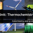Thermochemistry: Set of 6 Power Points!