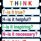 Think Poster (Respect)