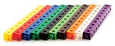 Thinking Kids'® Math Linking Cubes 146012