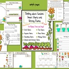 Thinking about Gardens: Smart Charts and Writing Frames