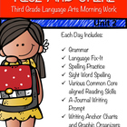 Third Grade Language Arts Morning Work Unit 2