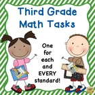Third Grade Math Tasks - One for Every Common Core Standard