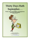 Thirty Days Hath September. . .