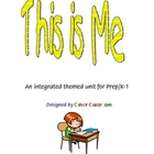 This is Me Ebook Thematic Unit - Teaching Resource - 58 pages