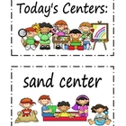 ThistleGirl Titled Center Icons