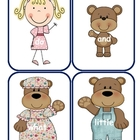 Three Bears  Sight Words
