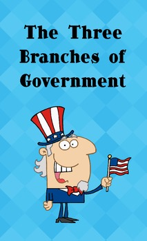 Three Branches of Government Posters