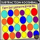 Three Digit Subtraction on the SMARTboard with a Koosh Ball