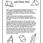 Three Dimensional Figure Nets
