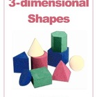 Three-Dimensional Shapes