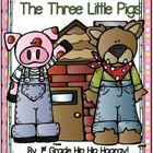 Three Little Pigs Vocabulary Freebie