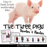 Three Pigs Reader's Theater