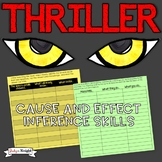 """Thriller"" by Michael Jackson, Cause and Effect & Inferenc"
