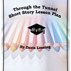 Through the Tunnel Doris Lessing Lesson Plan, Worksheets with Key