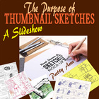 Thumbnail Sketches for Graphic Arts Students (PPT)