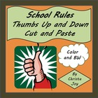 Thumbs up/Thumbs Down : Following School Rules