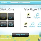 Tic Tac Math Algebra Interactive Math Game Application - For PC