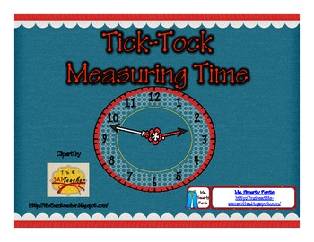Tick Tock Measuring Time