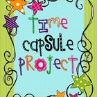 Time Capsule Project for the End of the Year