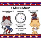 Time: Five Minute Meow