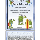 Time: Froggy's Beach Time ( Hour and Half Hour)