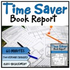 Time Saver Book Report Project