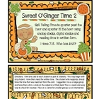 "Time: Sweet  O'Ginger Time Set 2 ""St. Patrick's Day Theme"""