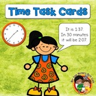 Time Task Cards: Common Core 3.MD.A.1