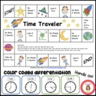 Time Traveler: A Time Game