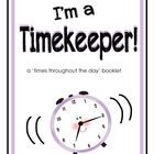 "Time with Clocks - ""I'm a Timekeeper"""