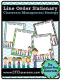 Tips and Printables for Managing A Line of Students {Free