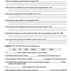 To Fly  Study Guide & Comprehension Questions
