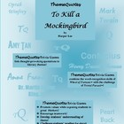 To Kill a Mockingbird Trivia Game--300 Questions! Fun!