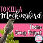 To Kill a Mockingbird Group Project, Presentation
