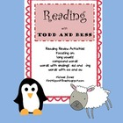 Todd and Bess - Reading Review (Compound Words/Long Vowels)
