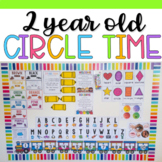 2 Year Old Circle Time Pack