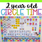 Toddler Circle Time Pack