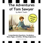 Tom Sawyer Study Guide