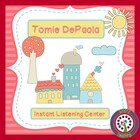 Tomie DePaola Instant Listening Center - QR Codes - Daily