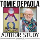 Tomie dePaola Author Study Unit {Craftivity Included!}