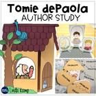 Tomie dePaola:  An Author Study