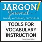 Tools for Vocabulary Instruction