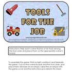 Tools for the Job