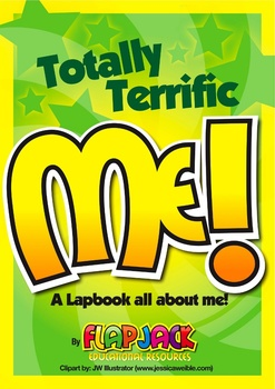 Totally Terrific Me (All About Me) Lapbook